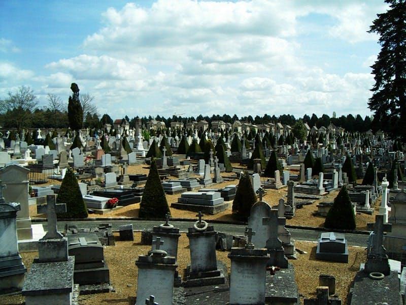 Cimetière ville de Chartres - meilleures-pompes-funebres