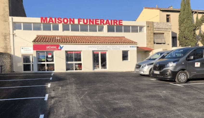 Photographie de la Pompes funèbres Centrale de Funéraire - Le Choix Funéraire