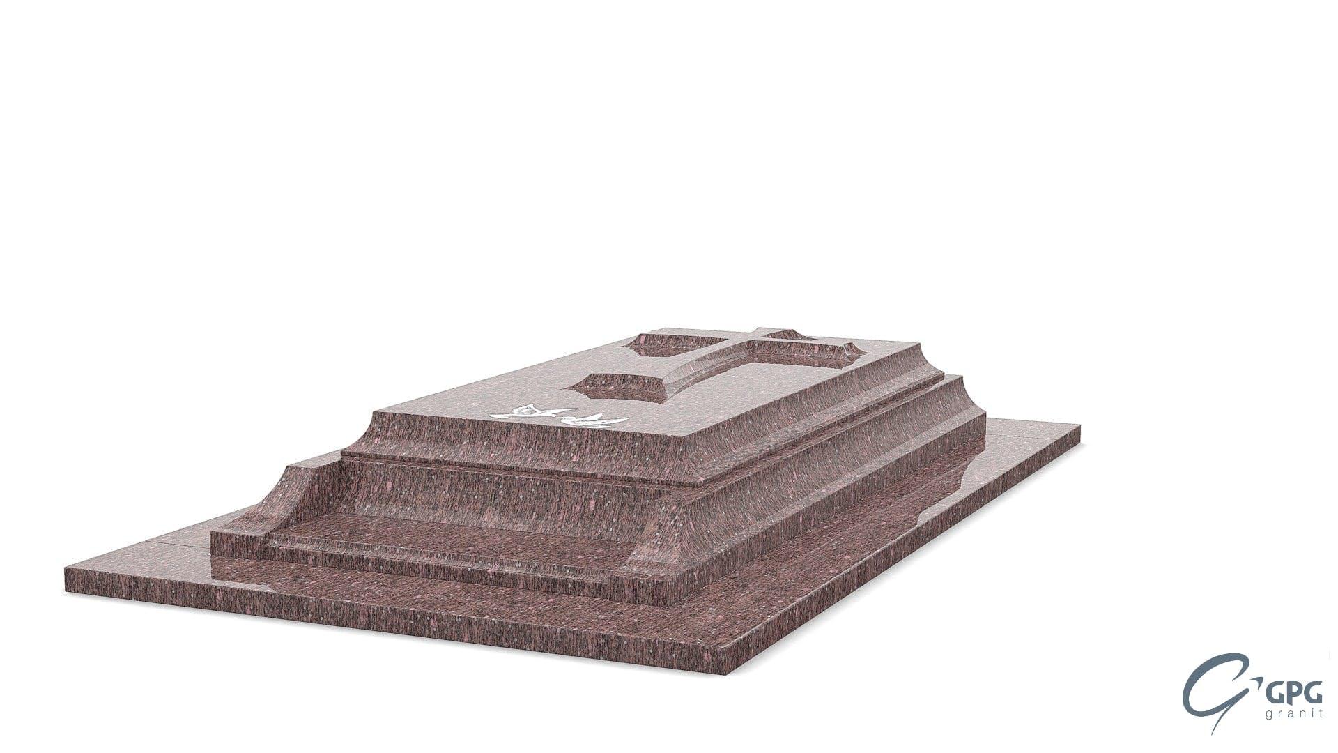 monument sans stèle en granit