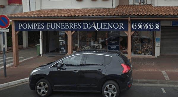 Photo de la Pompe Funèbre Pompes Funèbres d'Aliénor