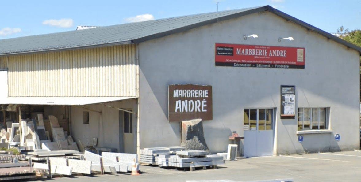 Photographie de la Marbrerie André
