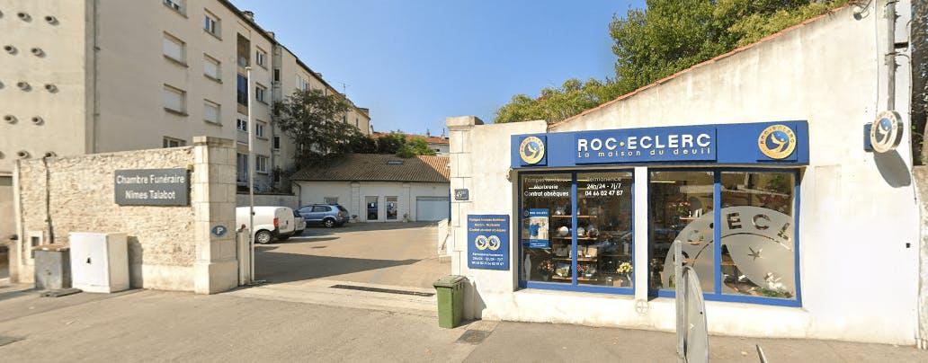Photographie de la Chambre funéraire Roc'Eclerc (30)
