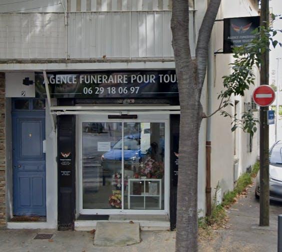 Photographie de l' Agence Funéraire Pour Tous de Marseille