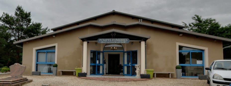 Photographie de la Chambre funéraire S.S.M