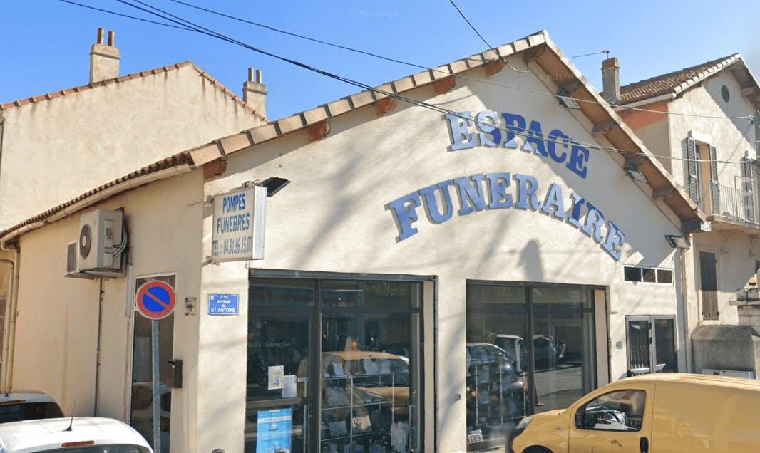 Photographie de la Pompes Funèbres Espace Funéraire