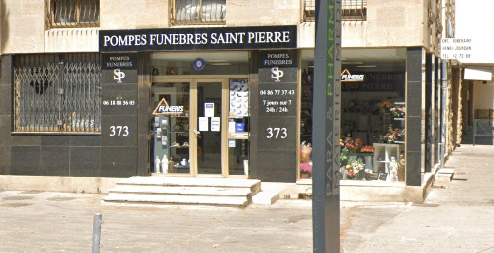 Photographie de la Pompes Funèbres Saint Pierre