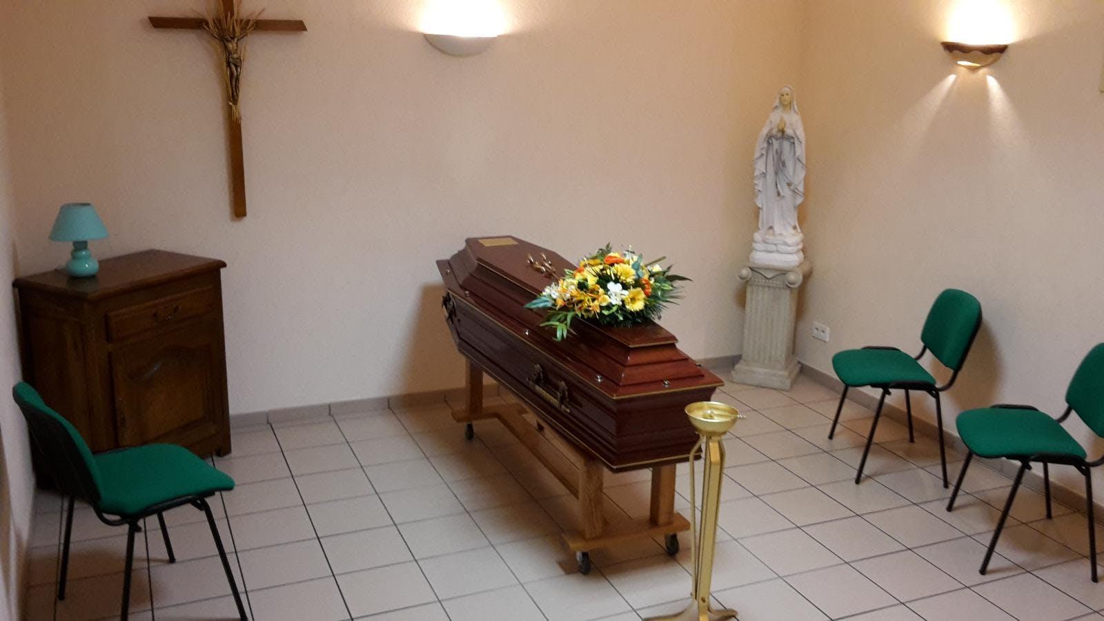 Photo de la Chambre funéraire des PFG