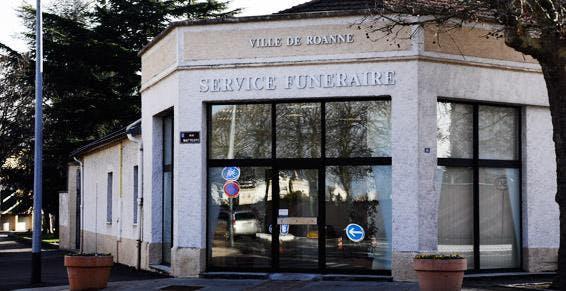 Photo de la Pompe Funèbre Service Funéraire Public