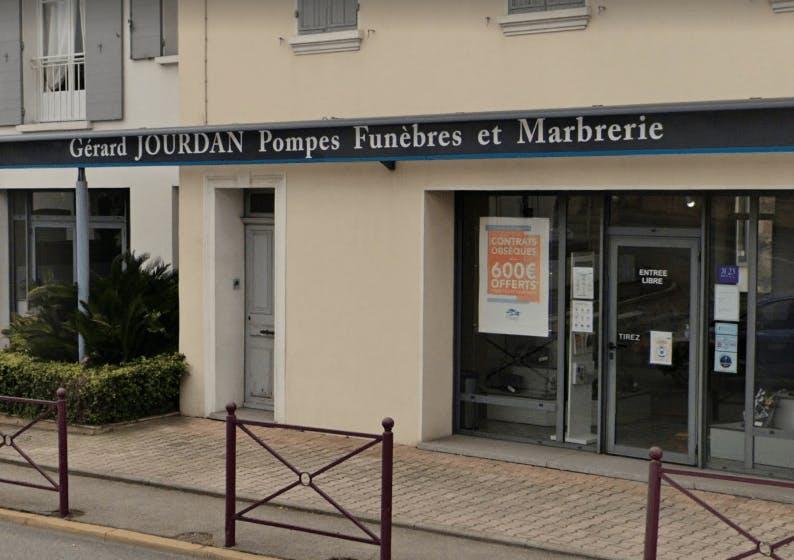 Photographie Pompes Funèbres Marbrerie Gérard Jourdan de Pennes-Mirabeau