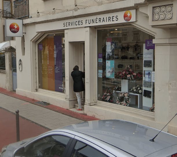 Photographie Pompes Funèbres Générales de Metz