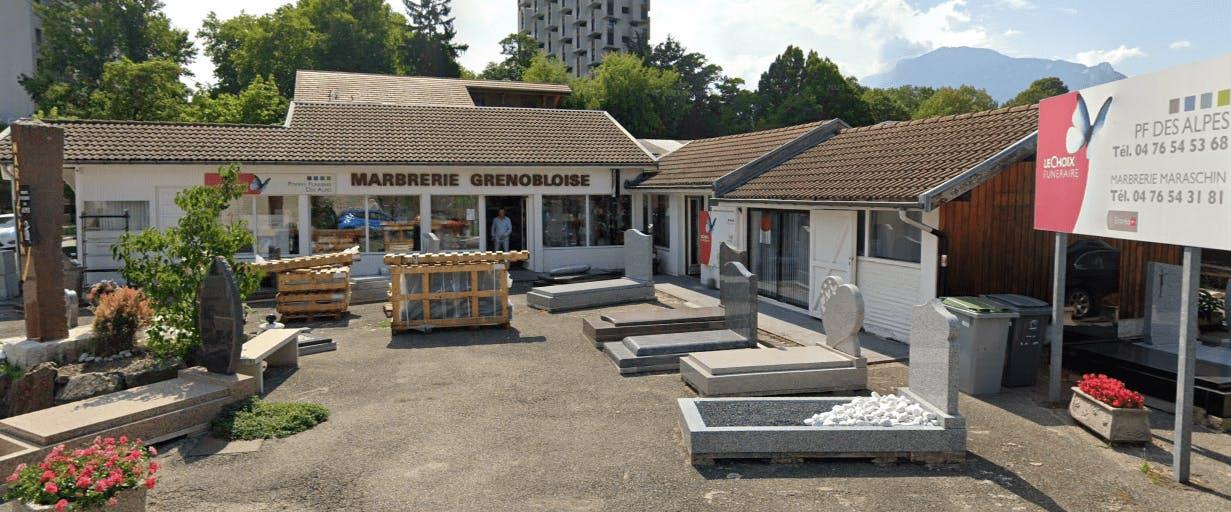 Photographie Pompes funèbres des Alpes de Grenoble