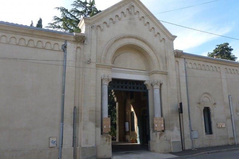 cimetière protestant