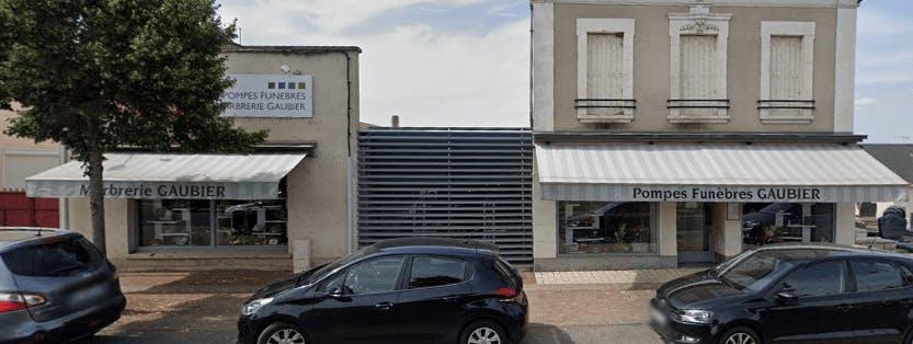 Photographie Pompes Funèbres GAUBIER de Cosne-Cours-sur-Loire