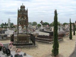 cimetière ville de Dax - meilleures-pompes-funebres