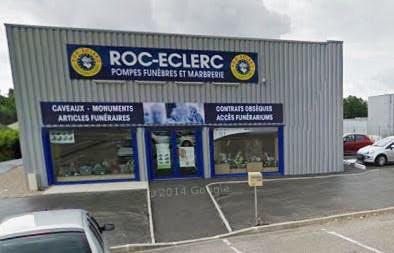 Photo de la Pompe Funèbre ROC ECLERC CUSSET