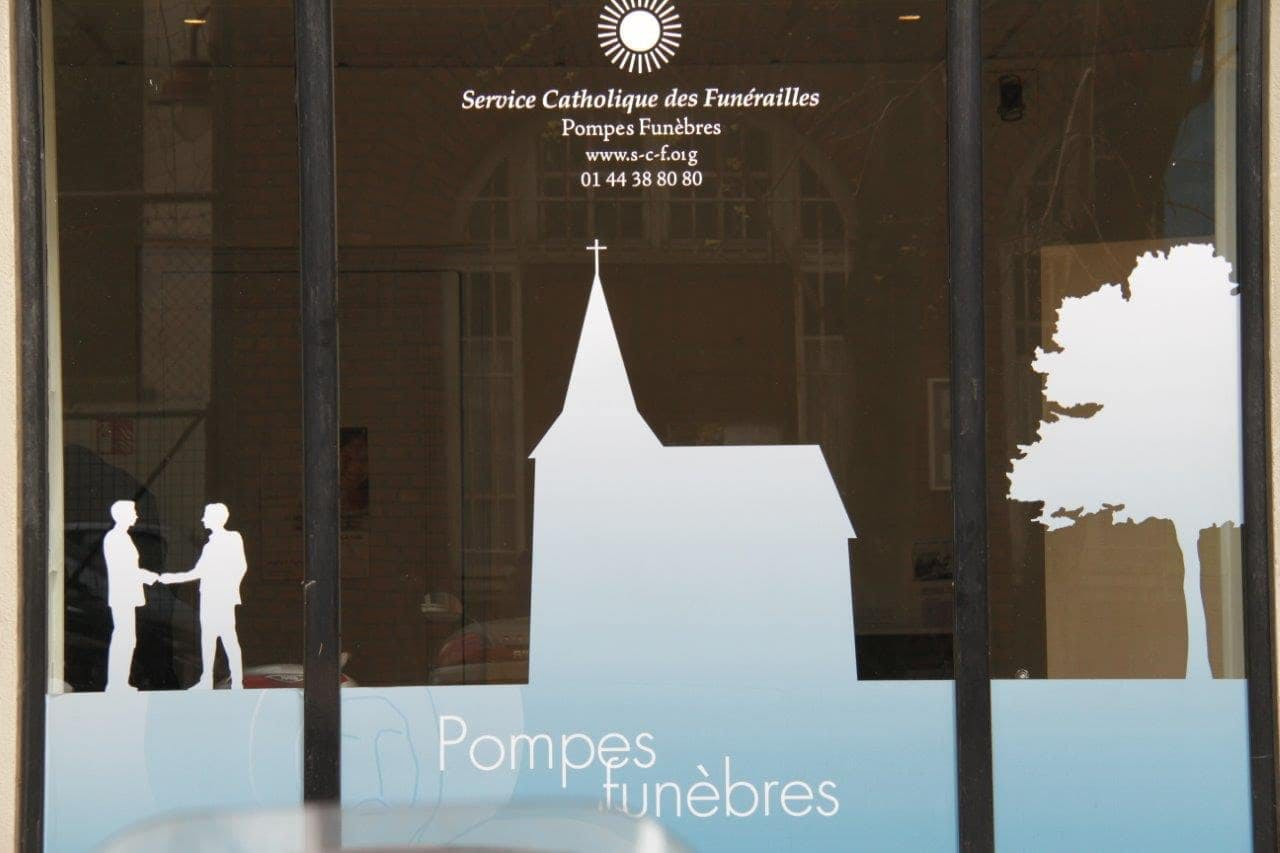 Photo de la Pompe Funèbre SERVICE CATHOLIQUE DES FUNERAILLES