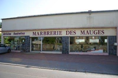 Photo de la Pompe Funèbre Marbrerie des MAUGES
