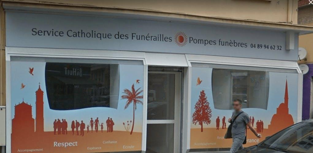 Photographie de la Service Catholique des Funérailles