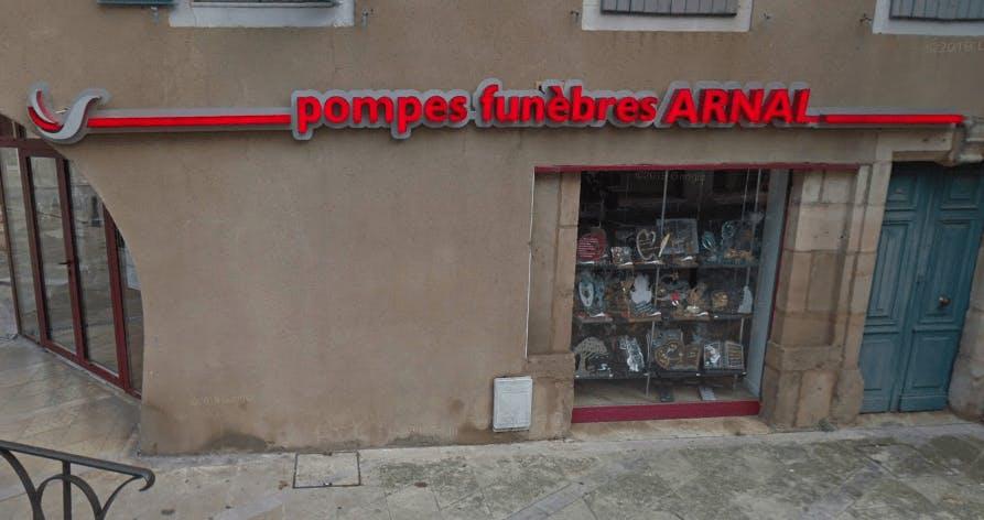 Photographie Pompes Funèbres Arnal de Millau
