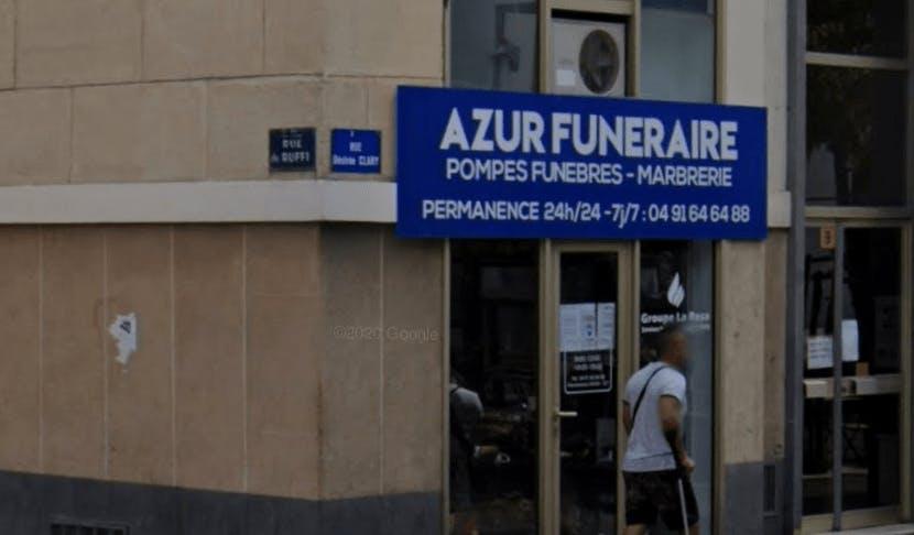 Photographie de La Maison des Obsèques - Azur Funéraire