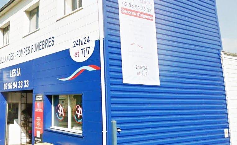 Photo de la Pompe Funèbre STE D'AMBULANCES AGREEES ASSOCIEES - LES 3 A