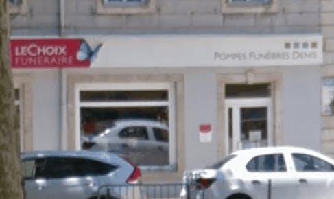 Photo de la Pompe Funèbre Denis Fleurs