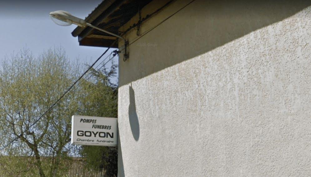 Photographie de la Chambre funéraire Goyon