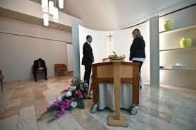 Photo de la chambre Chambre funéraire publique de La Rochelle