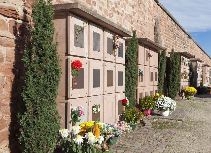 columbarium cimetière
