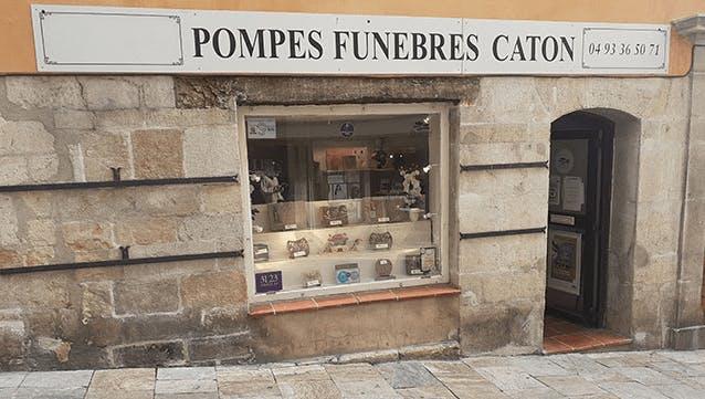 Photo de la Pompes Funèbres Caton