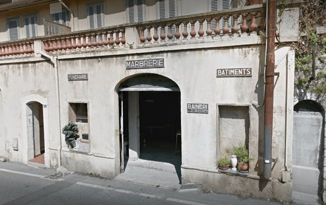 Photo de la Pompe Funèbre Marbrerie Rainerie