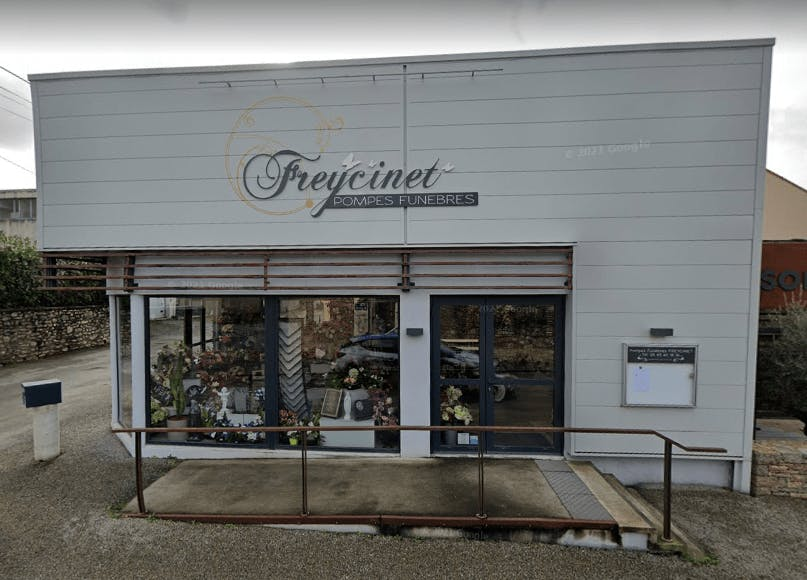Photographie Pompes Funèbres Freycinet de Villefranche-de-Rouergue