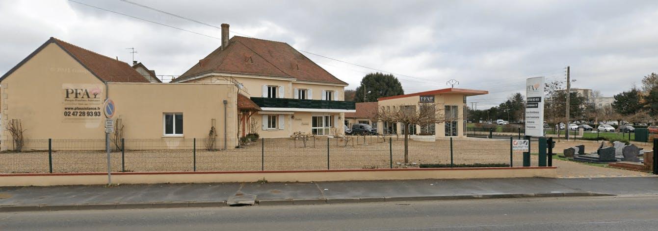 Photographie de la Chambre Funéraire Assistance (37)