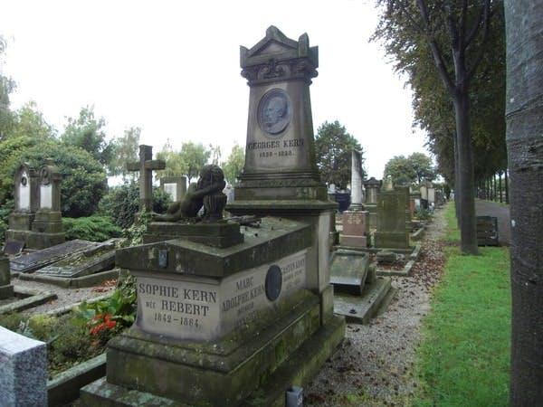 cimetière colmar
