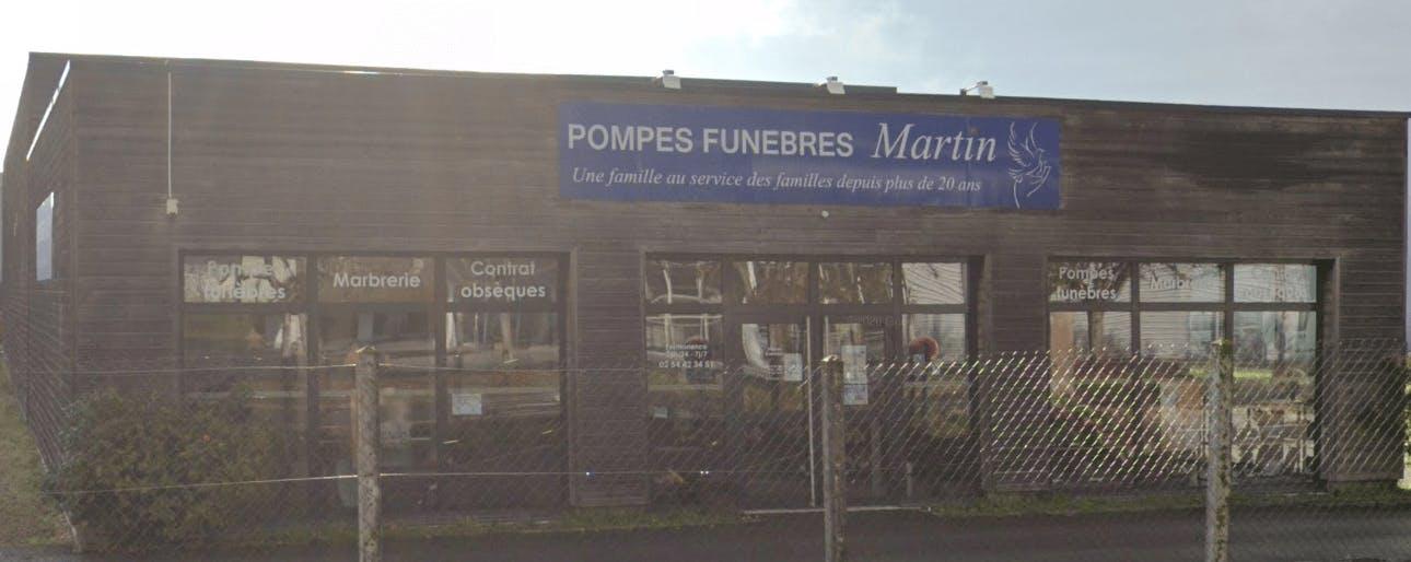 Photographie de la Pompes Funèbres Martin - Tradition Funéraire