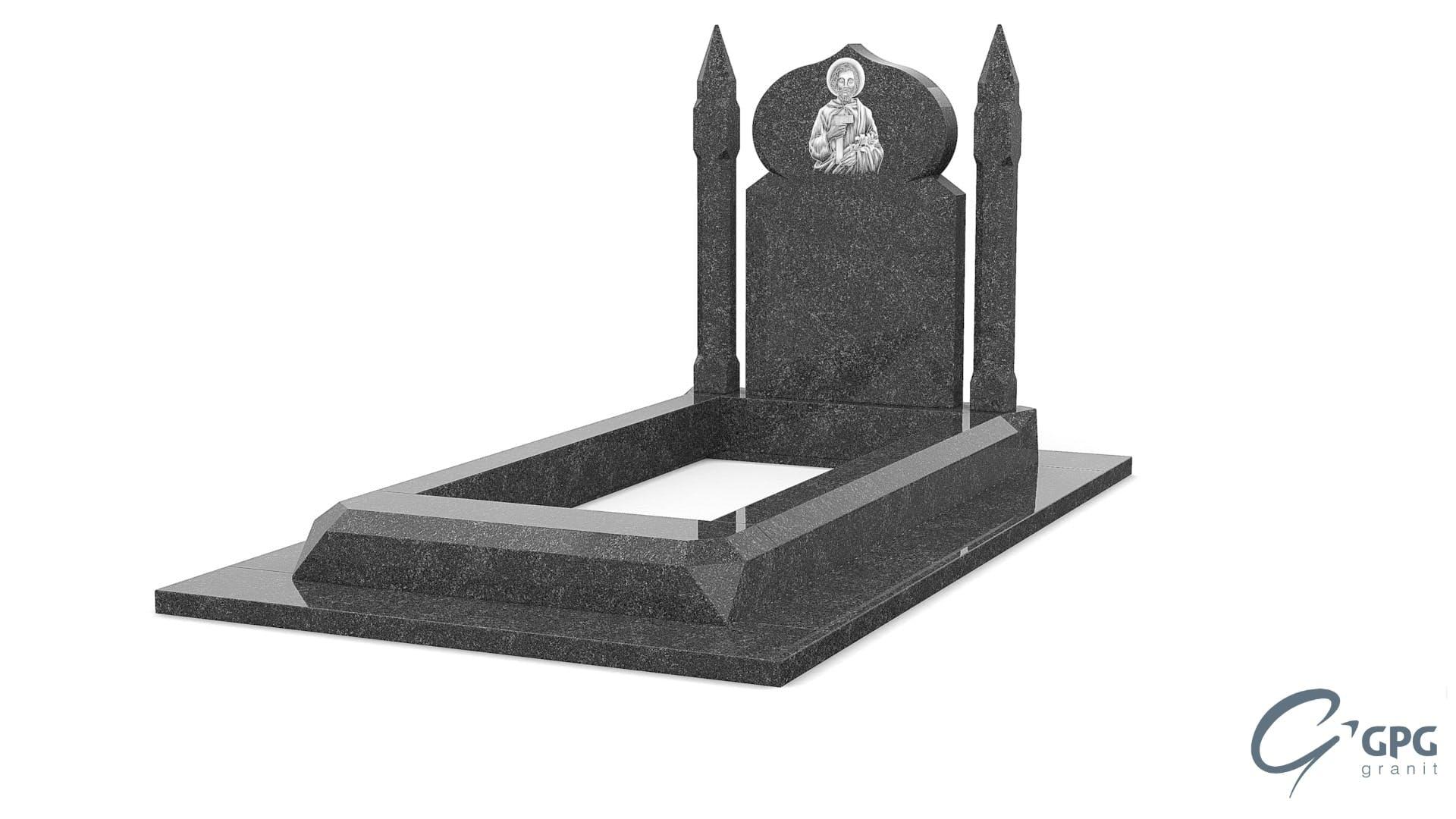 monument funéraire musulman