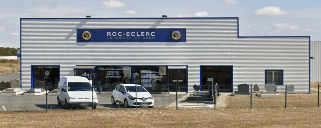 Photographie Pompes Funèbres ROC ECLERC de Saint-Germain-du-Puy