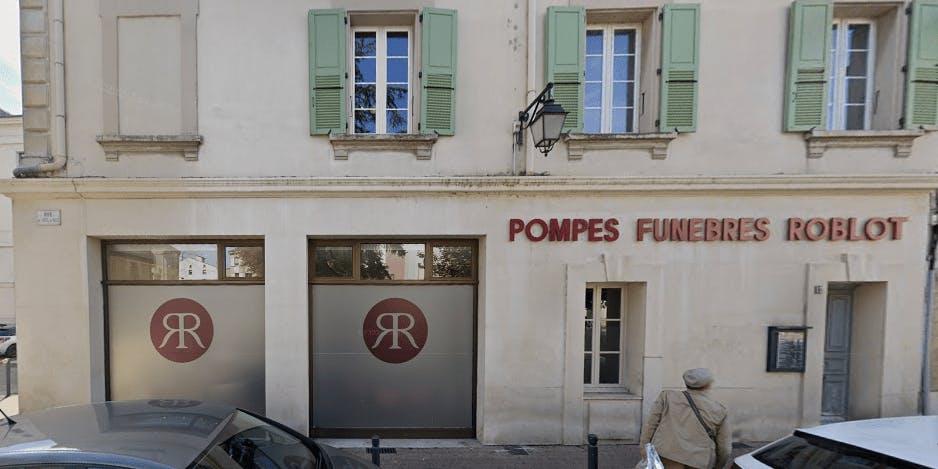 Photographie de Pompes Funèbres Roblot