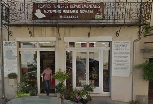 Photo de la Pompe Funèbre Pompes Funèbres D.M.F NOVARINI