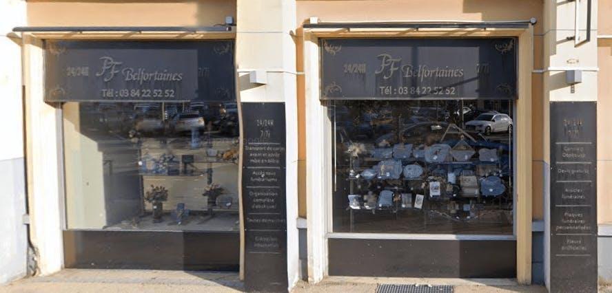 Photographie de la Pompes Funèbres Belfortaines de Belfort