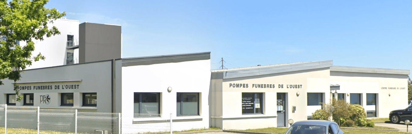 Photographie de la Pompes Funèbres de l'Ouest - La maison des Obsèques