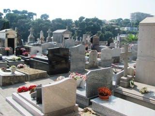 cimetière le cannet