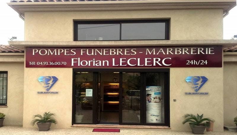 Photo de la Pompe Funèbre Pompes funèbres Florian Leclerc Sublimatorium