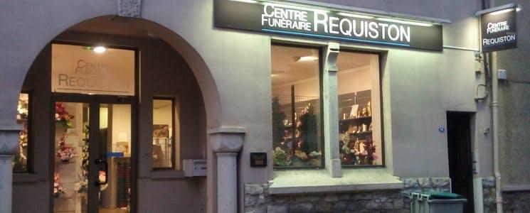 Photo de la Pompe Funèbre Centre Funéraire Réquiston