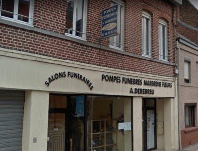 Photo de la Pompe Funèbre Pompes Funèbres André Derebreu