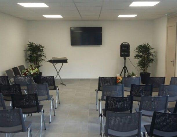 Chambre funéraire Tonin Coiffet SA