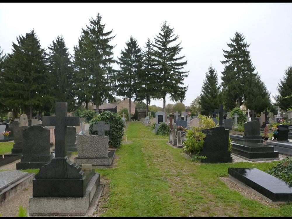 Cimetière à Strasbourg - meilleures pompes funebres