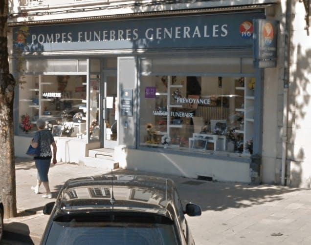 Photographie Pompes Funèbres Générales de Cosne-Cours-sur-Loire