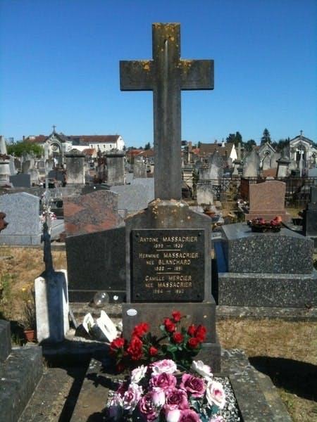 cimetière Châtellerault