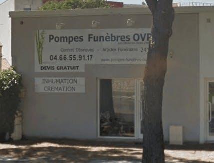 Photo de la Pompe Funèbre POMPES FUNEBRES OVP SAS